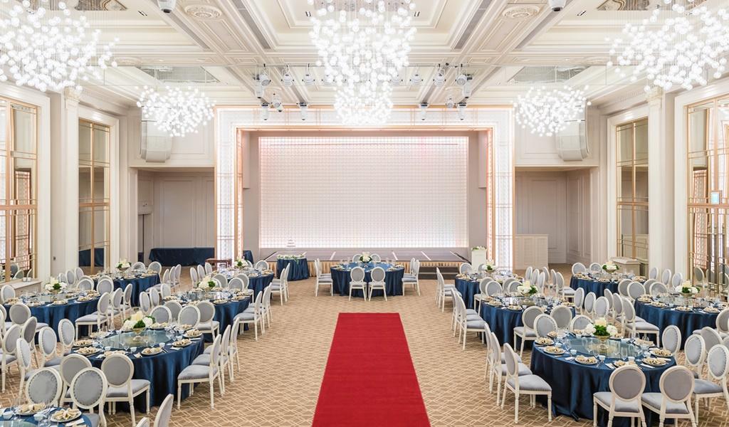 囍·台北4間婚宴會館場勘心得與優缺點-南港雅悅、大直典華、世貿33、翡麗詩莊園