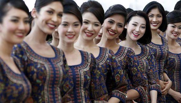 新加坡航空‧空服員招考流程與面試分享
