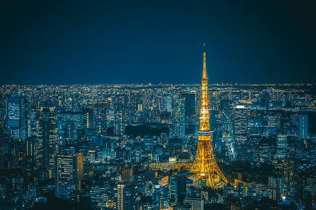 日本‧東京-跨年去!輕鬆搞定機票、民宿!